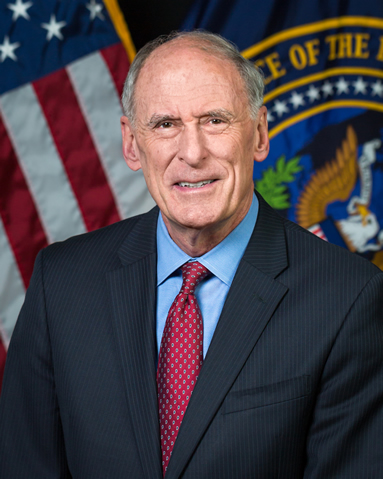 Director of National Intelligence Daniel R. Coats
